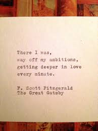Great Gatsby Quotes About Love. QuotesGram
