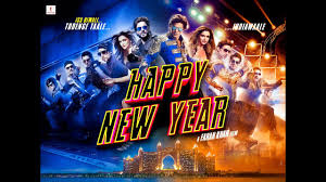 Happy New Year Official Trailer - YouTube