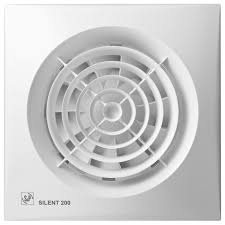 <b>Вытяжной вентилятор Soler & Palau SILENT-200</b> CHZ 16 Вт ...