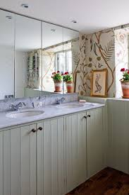 wallpaper bathroom design ideas