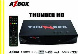 Atualização AzBox Thunder HD 28/10/2014(corretiva)