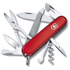 «<b>Складной нож VICTORINOX</b> Mountaineer, 18 функций, 91мм ...