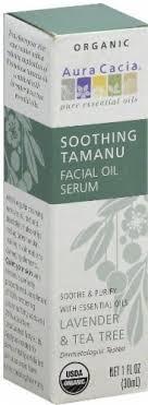 Aura Cacia Soothing Tamanu Lavender & Tea Tree Facial Oil ... - QFC