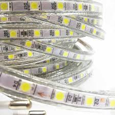 <b>5M</b> Waterproof 5050 <b>Grow LED</b> Flexible Strip Tape Light 3 / 4 / 5/6/7 ...