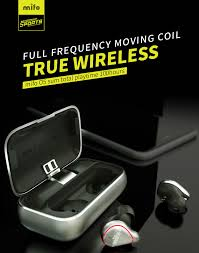 <b>New original Mifo O5</b> TWS HIFI Wireless Bluetooth 5.0 Earphones in ...