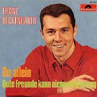 "Franz Beckenbauer - Du allein. 7"" Single Polydor 52 747. 7"" Single - franz_beckenbauer-du_allein_s"