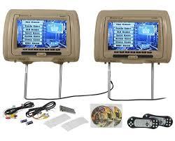 "Rockville RVD951-BG 9"" <b>Beige Dual</b> DVD/USB/HDMI/SD Car ..."