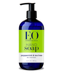 <b>Hand Soap Peppermint</b> & Tea Tree