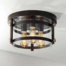 <b>Flush</b> Mount <b>Ceiling Lights</b> | Lamps <b>Plus</b>
