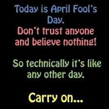 ApRiL FoOLs DaY on Pinterest | April Fools Pranks, Fool Me Once ... via Relatably.com