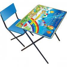 Отзывы о <b>Комплект детской мебели Фея</b> Стол+стул
