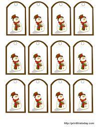 christmas gift tag clipart clipartfest gift tags template