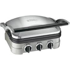 Cuisinart <b>Stainless Steel Multifunctional</b> Grill - Walmart.com ...