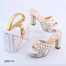 Bl2869 <b>New Design Beautiful</b> Color Italian Ladies Shoes And Bags ...
