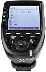 <b>Радиосинхронизатор TTL Godox Xpro N</b> для Nikon купить в ...