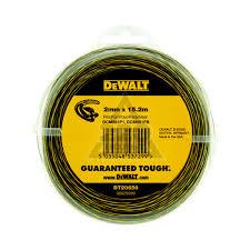 леска для триммеров «витой квадрат» DeWALT в ... - 220 Вольт