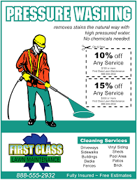 lawn care flyer templates gopherhaul landscaping lawn pressurewash flyer 1 gif 116 7 kb 1 view