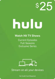 Buy Hulu Plus Gift Card online in Pakistan