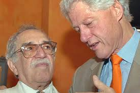 gabriel garcia marquez bill clinton s favorite fiction writer gabriel garcia marquez bill clinton s favorite fiction writer has died us news