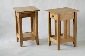 elegant small bedside tables with drawers awesome small bedside table