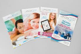 promotional flyers kreative options jaco spa flyers