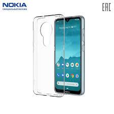 <b>Чехол Nokia 5.3 Clear</b> Case|Бамперы| | АлиЭкспресс