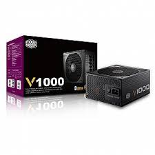 <b>Cooler Master</b> V1000W Gold Full Modular <b>Power Supply</b> – Binary ...