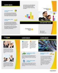 brochure templates target business vector brochure template in illustrator snap2objects w00v01xs