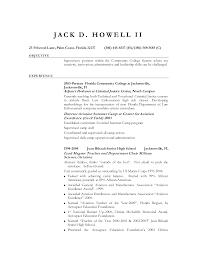 marine resume examples resume format  offshore