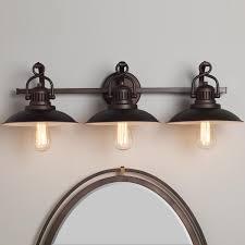 vintage style bathroom lighting. Station Lantern Bath Light 3 Vintage Style Bathroom Lighting E