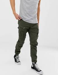 <b>Men's Cargo Trousers</b>