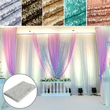 Sparkle Table Cloth Round Bling Sequin Tablecloth Wedding Event ...