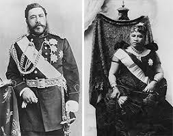 「ハワイ王国王家」の画像検索結果
