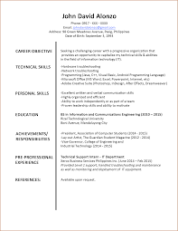 sample resume for computer engineering students computer sample resume for computer engineering students sample resume for graduates experience resumes sample resume for graduates