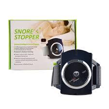 Infrared Ray Intelligent Anti Snore Machine <b>Smart Snoring Stopper</b> ...