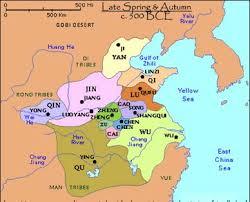 <b>Spring and Autumn</b> Period, China Dynasties, China History