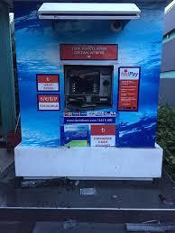 Atatürk Havalimanı'nda ATM cihazı yandı
