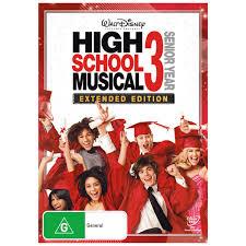 high school musical 3 senior year dvd big w high school musical 3 senior year