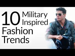 10 <b>Military</b> Inspired <b>Fashion</b> Trends | <b>Mens Style</b> Pieces With <b>Army</b> ...