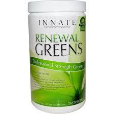 innate response formulas renewal greens professional strength innate response formulas renewal greens professional strength greens 10 6 oz 300g