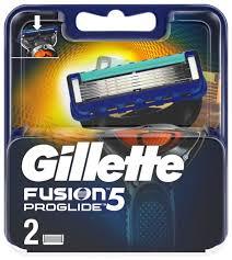 Сменные <b>кассеты Gillette</b> Fusion5 ProGlide — купить по выгодной ...