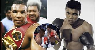 <b>Muhammad Ali</b> vs Mike Tyson simulation ends in brutal 10th <b>round</b> ...