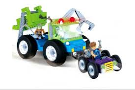 <b>Конструктор COBI</b> Грузовик-мусоровоз Monster Junk Trux COBI ...
