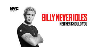 #BillyNeverIdles - DEP