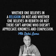 Dalai Lama Motivational Quotes. QuotesGram via Relatably.com
