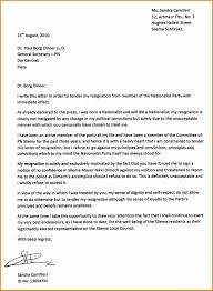how to write a resignation letter immediate effect related for 4 how to write a resignation letter immediate effect