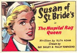 Susan of St Bride's I by Ray Bailey & Philip Townsend (Girl Annual, 1961) - susan-of-st-brides-i-by-ray-bailey-philip-townsend-girl-annual-1961