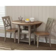 three piece dining set: buy liberty furniture al fresco  piece  inch round dining room set w x