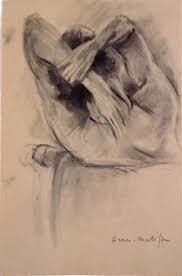 matisse drawing life john mcdonald henri matisse figure avec bras croiseacutes derriegravere la tecircte figure arms crossed behind