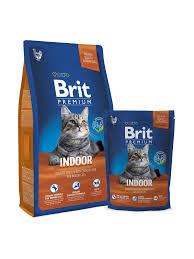 <b>Brit Premium Cat Indoor</b> – Brit